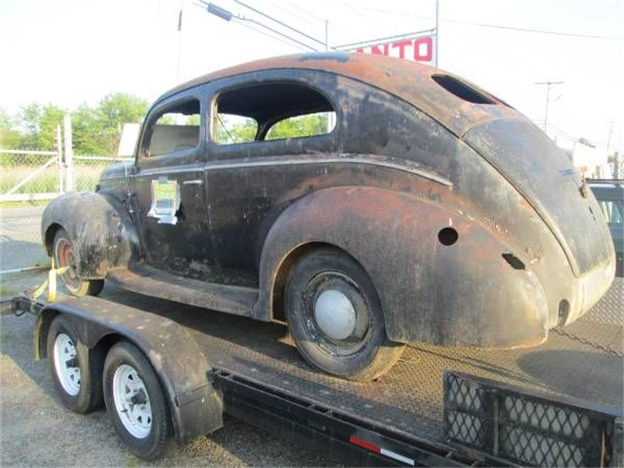 1940 Ford Deluxe (CC-1259380) for sale in Cadillac, Michigan