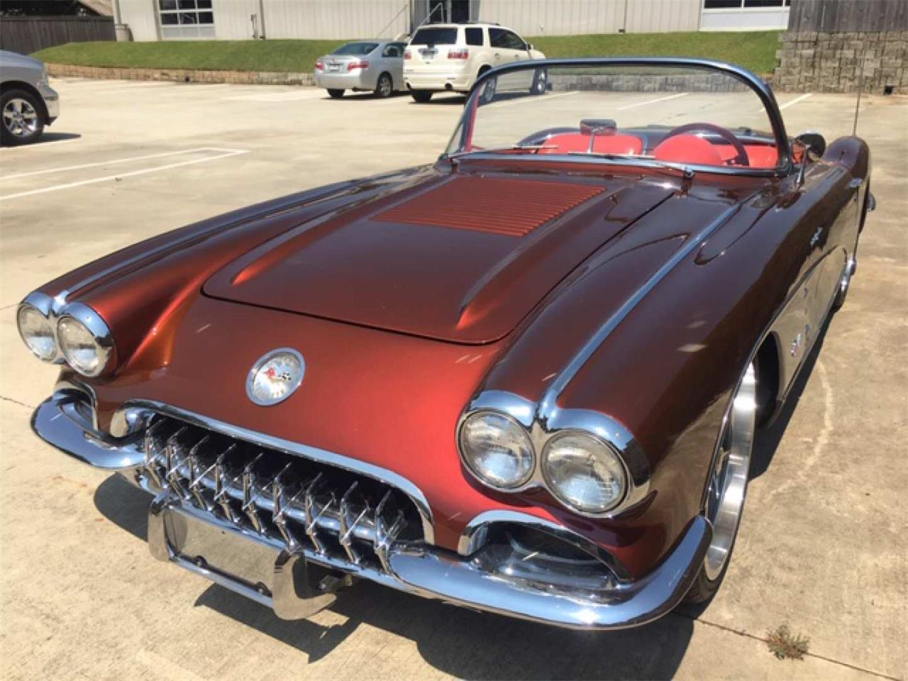 1958 Chevrolet Corvette (CC-1259382) for sale in Biloxi, Mississippi