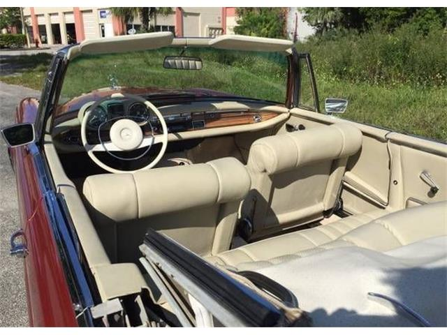 1967 Mercedes-Benz 280SE (CC-1259388) for sale in Cadillac, Michigan