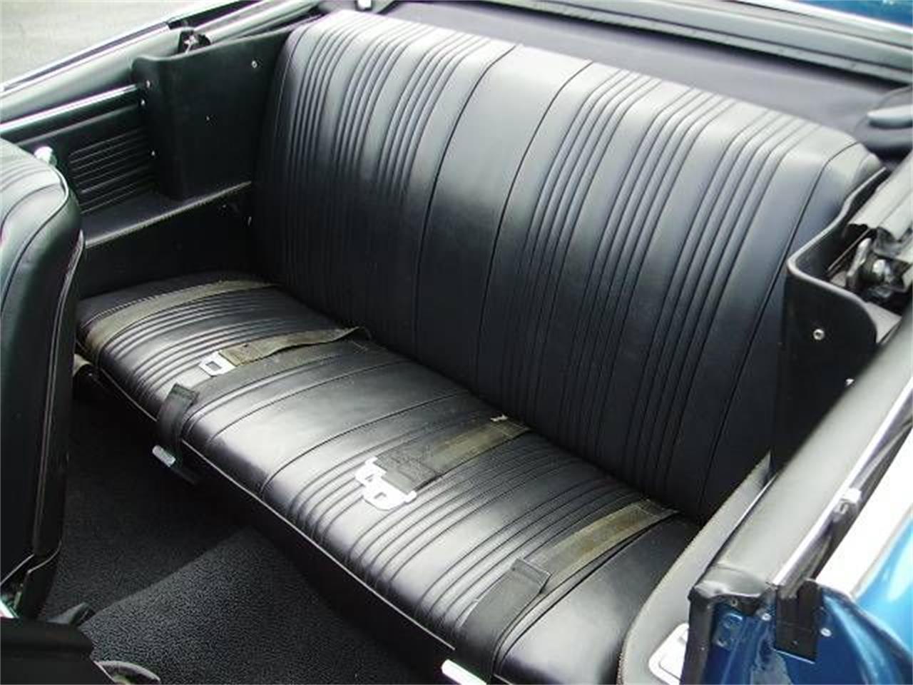 1967 Pontiac LeMans (CC-1259389) for sale in Cadillac, Michigan