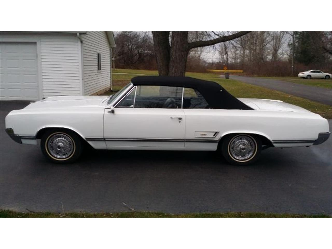1965 Oldsmobile 442 (CC-1259393) for sale in Cadillac, Michigan