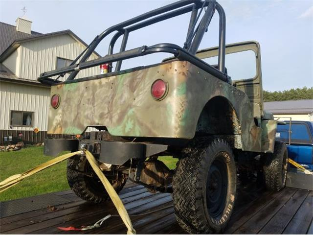 1949 Jeep CJ (CC-1259394) for sale in Cadillac, Michigan