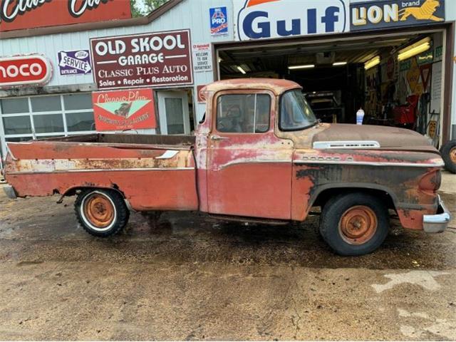 1958 Dodge Pickup (CC-1259396) for sale in Cadillac, Michigan