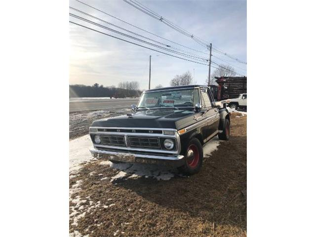 1977 Ford F100 (CC-1259400) for sale in Cadillac, Michigan
