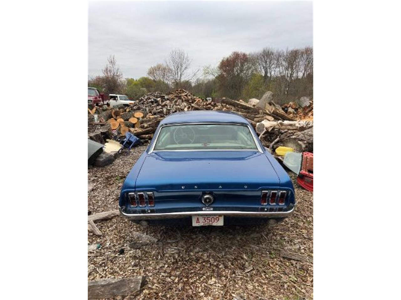1967 Ford Mustang (CC-1259401) for sale in Cadillac, Michigan