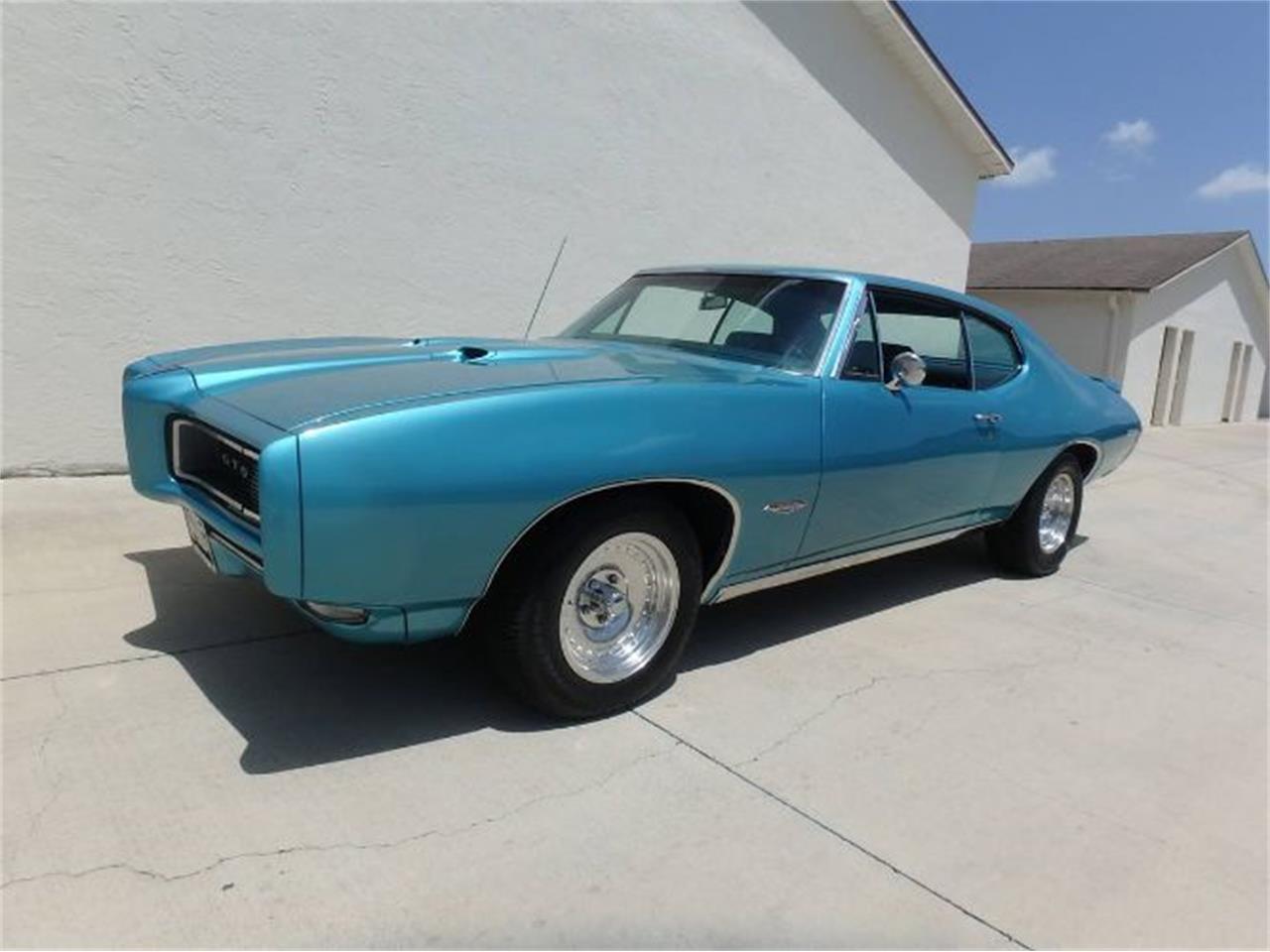 1968 Pontiac GTO (CC-1259409) for sale in Cadillac, Michigan