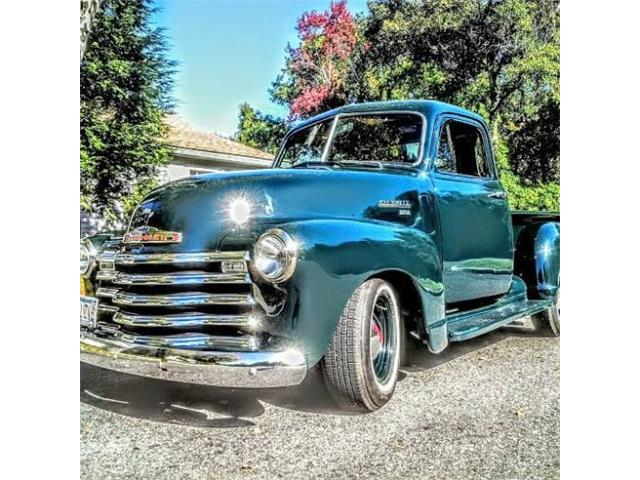 1952 Chevrolet 3100 (CC-1259420) for sale in Cadillac, Michigan