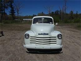 1952 Chevrolet 3100 (CC-1259421) for sale in Cadillac, Michigan