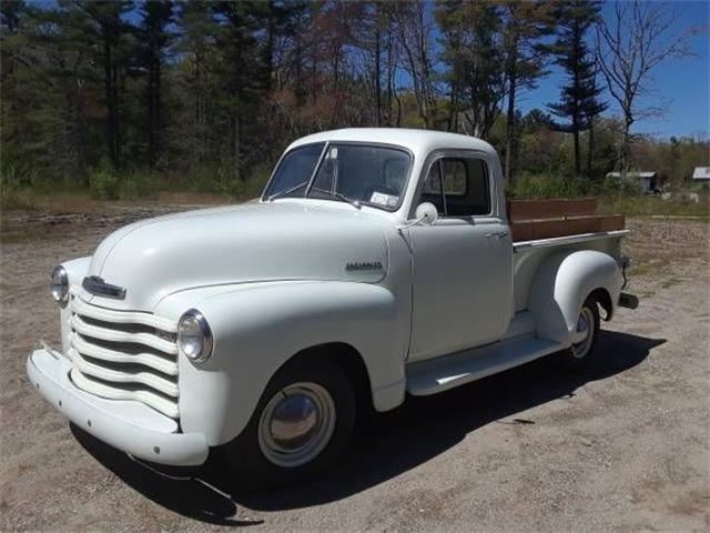 1952 Chevrolet 3100 (CC-1259421) for sale in Cadillac, Michigan