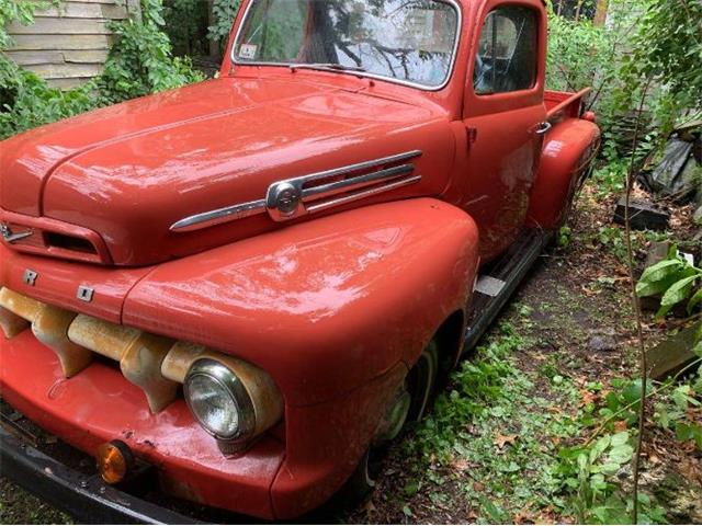 1952 Ford F1 (CC-1259429) for sale in Cadillac, Michigan