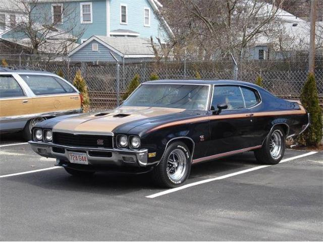 1972 Buick Gran Sport (CC-1259436) for sale in Cadillac, Michigan