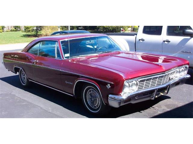 1966 Chevrolet Impala (CC-1259441) for sale in Cadillac, Michigan