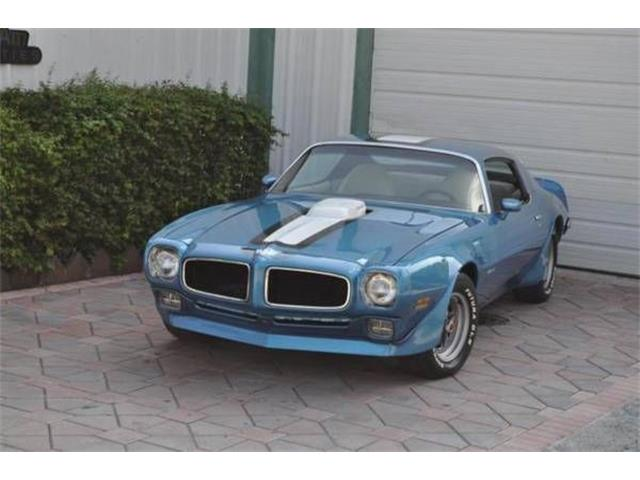 1971 Pontiac Firebird Trans Am (CC-1259450) for sale in Cadillac, Michigan