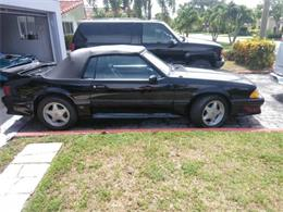 1989 Ford Mustang (CC-1259452) for sale in Cadillac, Michigan