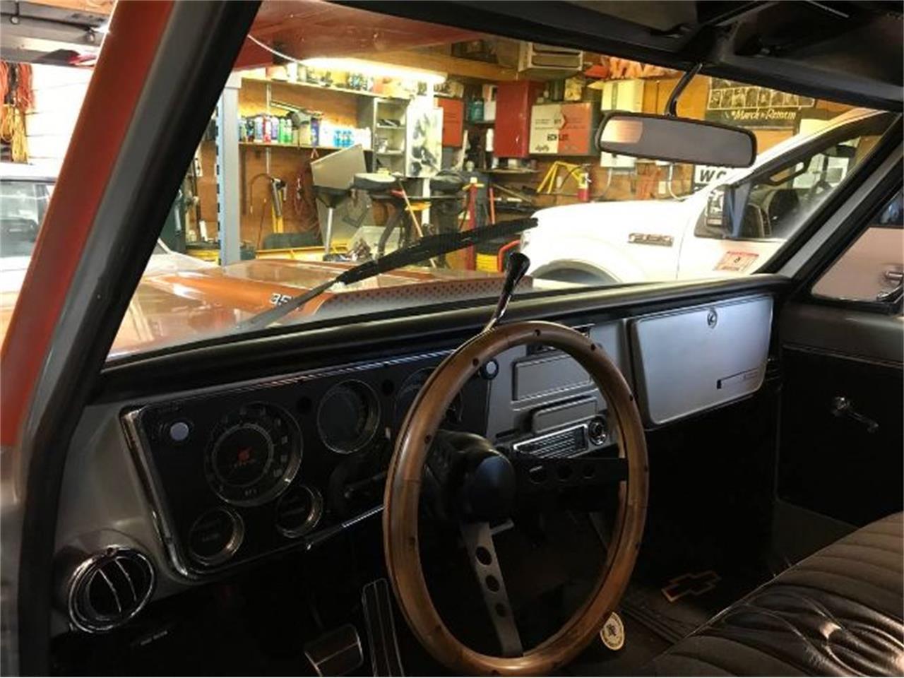 1969 Chevrolet C10 (CC-1259453) for sale in Cadillac, Michigan