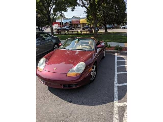 2000 Porsche Boxster (CC-1259456) for sale in Cadillac, Michigan