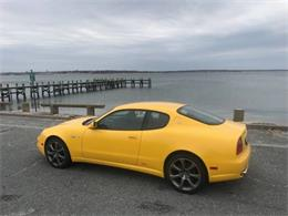 2003 Maserati Coupe (CC-1259465) for sale in Cadillac, Michigan