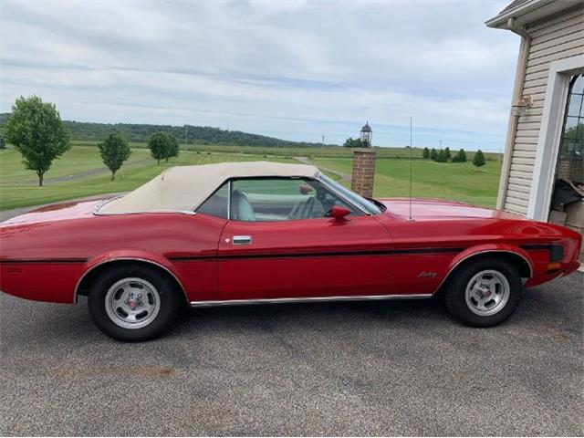 1973 Ford Mustang (CC-1259468) for sale in Cadillac, Michigan