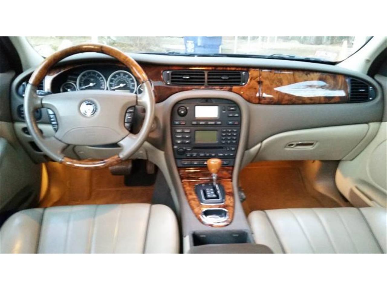 2007 Jaguar S-Type (CC-1259474) for sale in Cadillac, Michigan