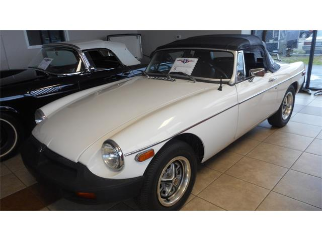 1977 MG MGB (CC-1259479) for sale in Greenville, North Carolina