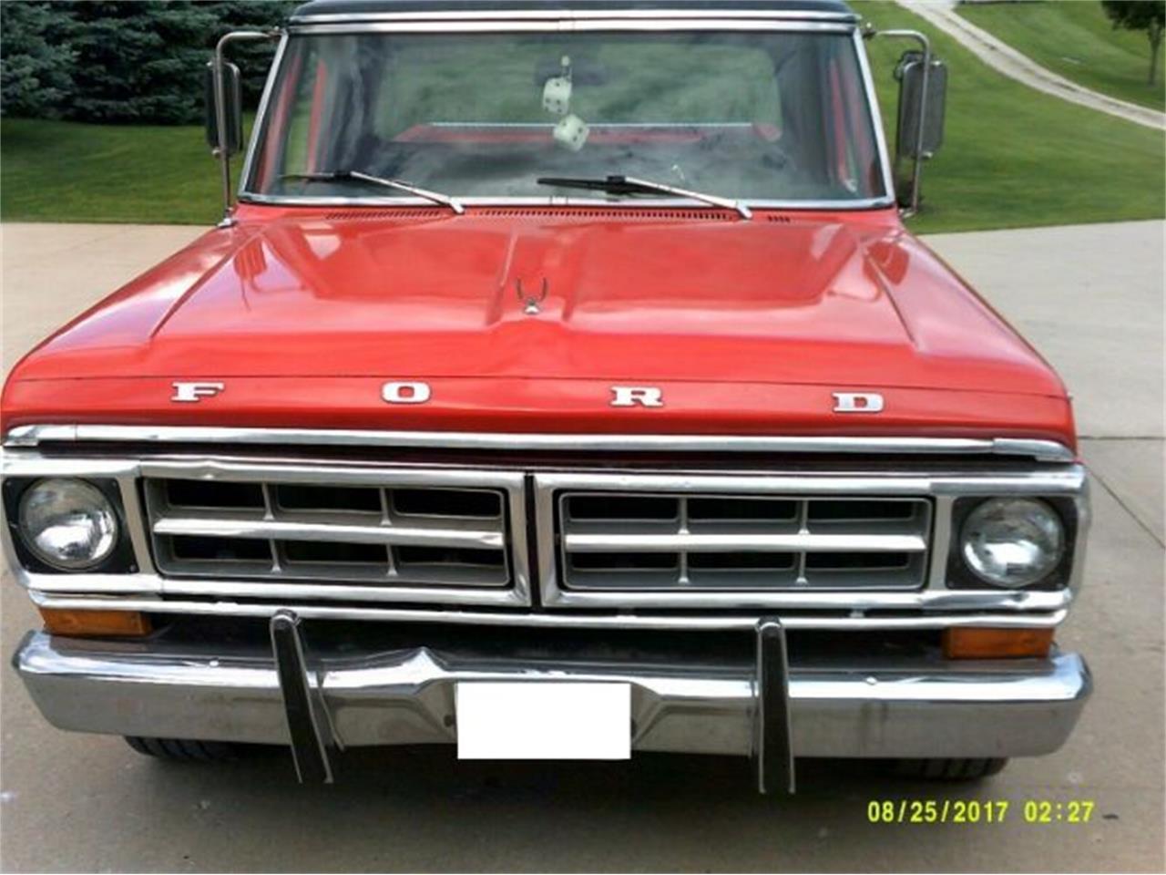 1971 Ford F100 (CC-1259492) for sale in Cadillac, Michigan