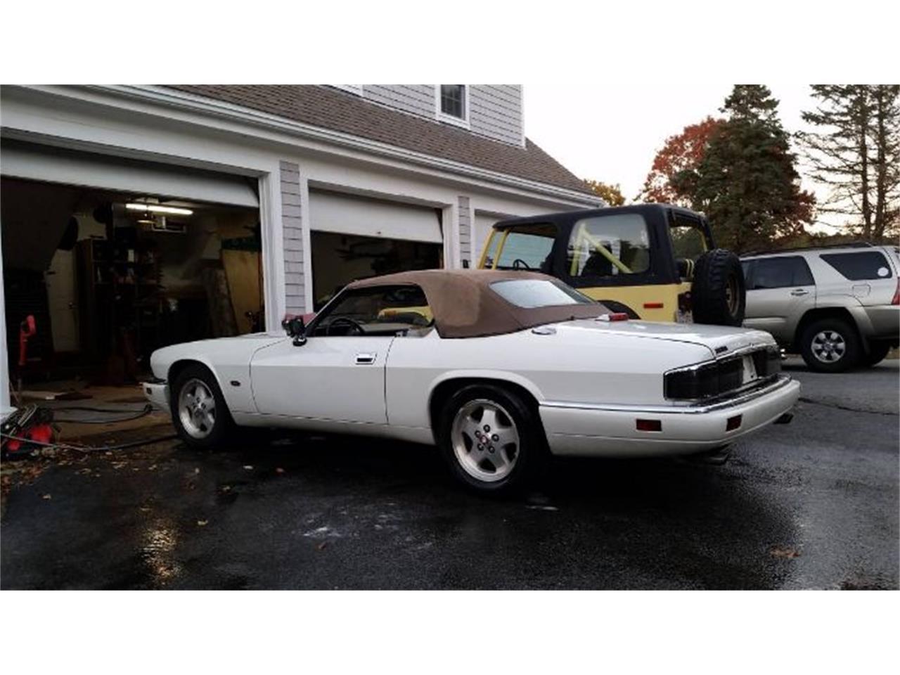 1995 Jaguar XJS (CC-1259502) for sale in Cadillac, Michigan