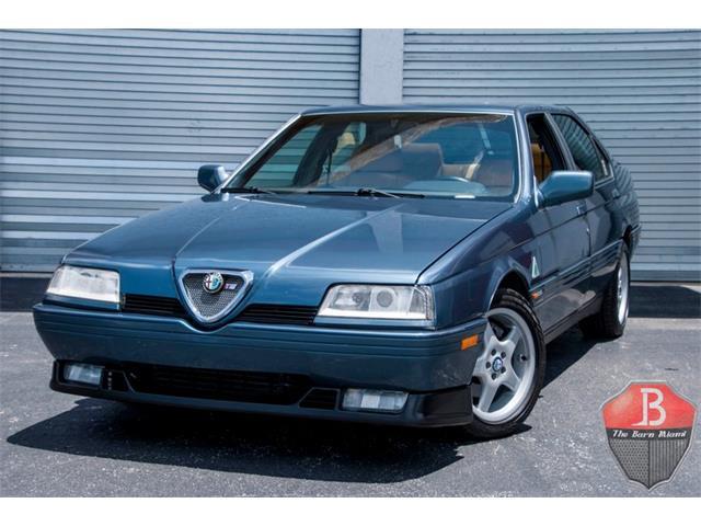 1991 Alfa Romeo 164 (CC-1259504) for sale in Miami, Florida