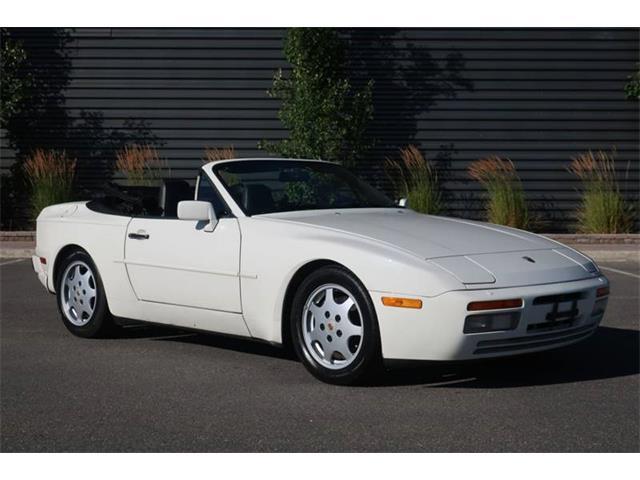 1990 Porsche 944 (CC-1259533) for sale in Hailey, Idaho