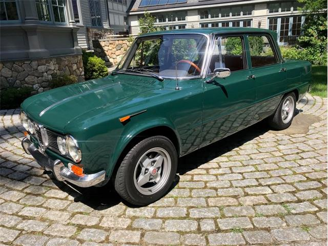 1967 Alfa Romeo Giulia Super (CC-1259535) for sale in Holliston, Massachusetts