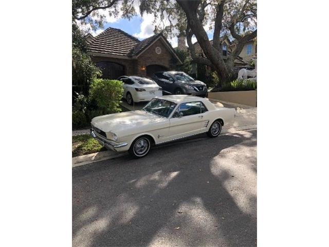 1966 Ford Mustang (CC-1259542) for sale in Cadillac, Michigan