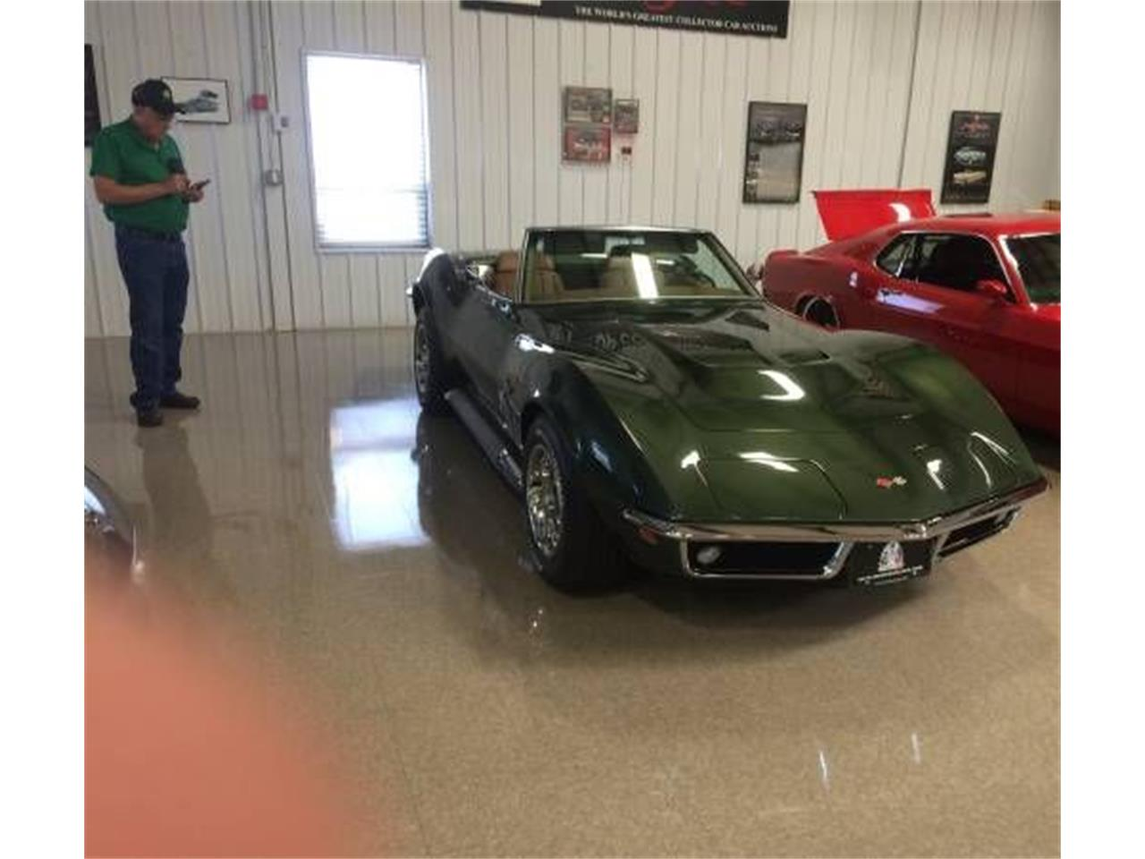 1969 Chevrolet Corvette (CC-1259558) for sale in Cadillac, Michigan