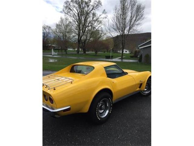 1973 Chevrolet Corvette (CC-1259568) for sale in Cadillac, Michigan