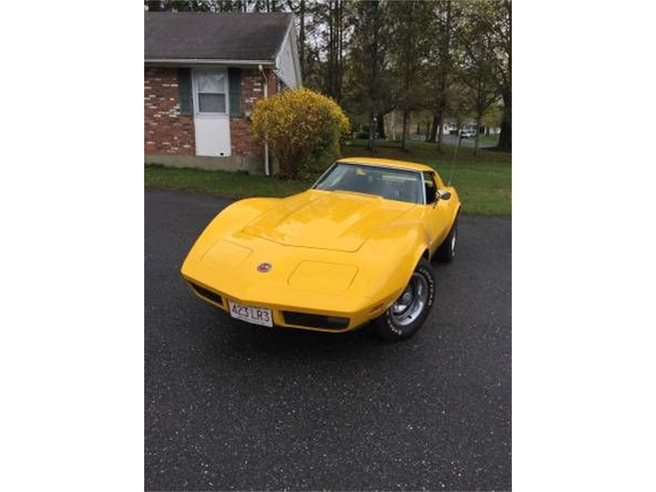 1973 Chevrolet Corvette (CC-1259568) for sale in Cadillac, Michigan