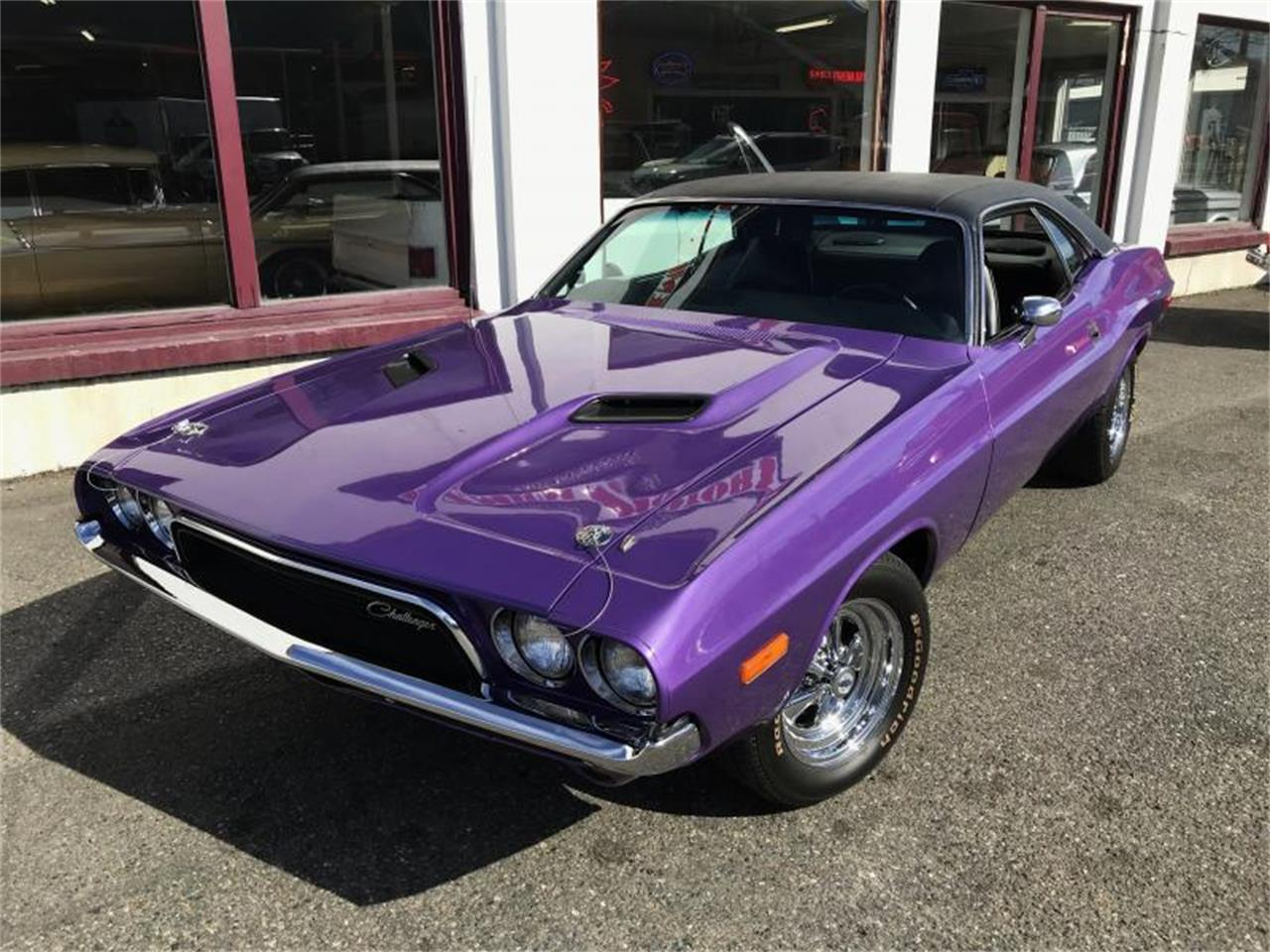 1972 Dodge Challenger (CC-1259569) for sale in Tocoma, Washington