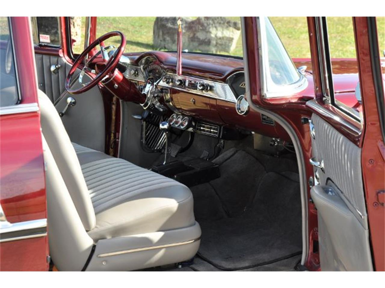 1955 Chevrolet Bel Air (CC-1250958) for sale in Cadillac, Michigan