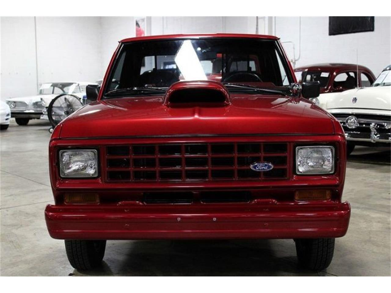 1986 Ford Ranger (CC-1259584) for sale in Cadillac, Michigan