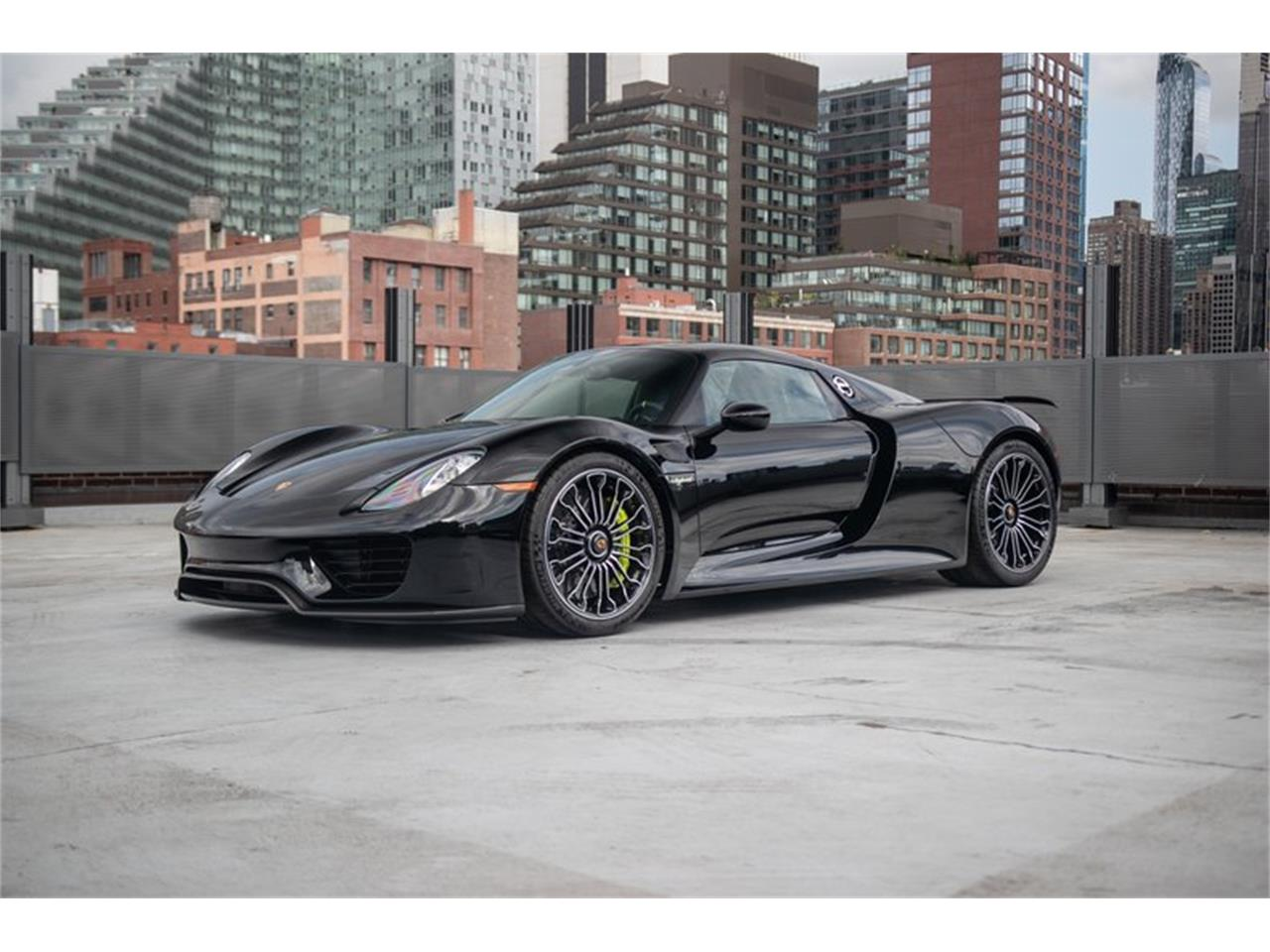 2014 Porsche 918 Spyder (CC-1259587) for sale in Roslyn, New York