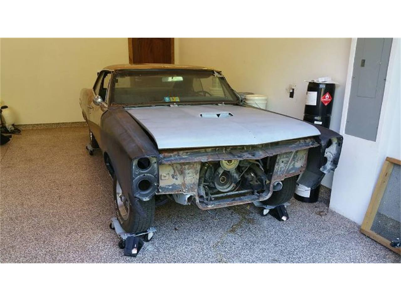 1967 Pontiac GTO (CC-1259588) for sale in Cadillac, Michigan