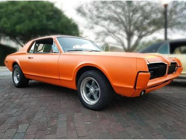 1967 Mercury Cougar (CC-1259591) for sale in Cadillac, Michigan
