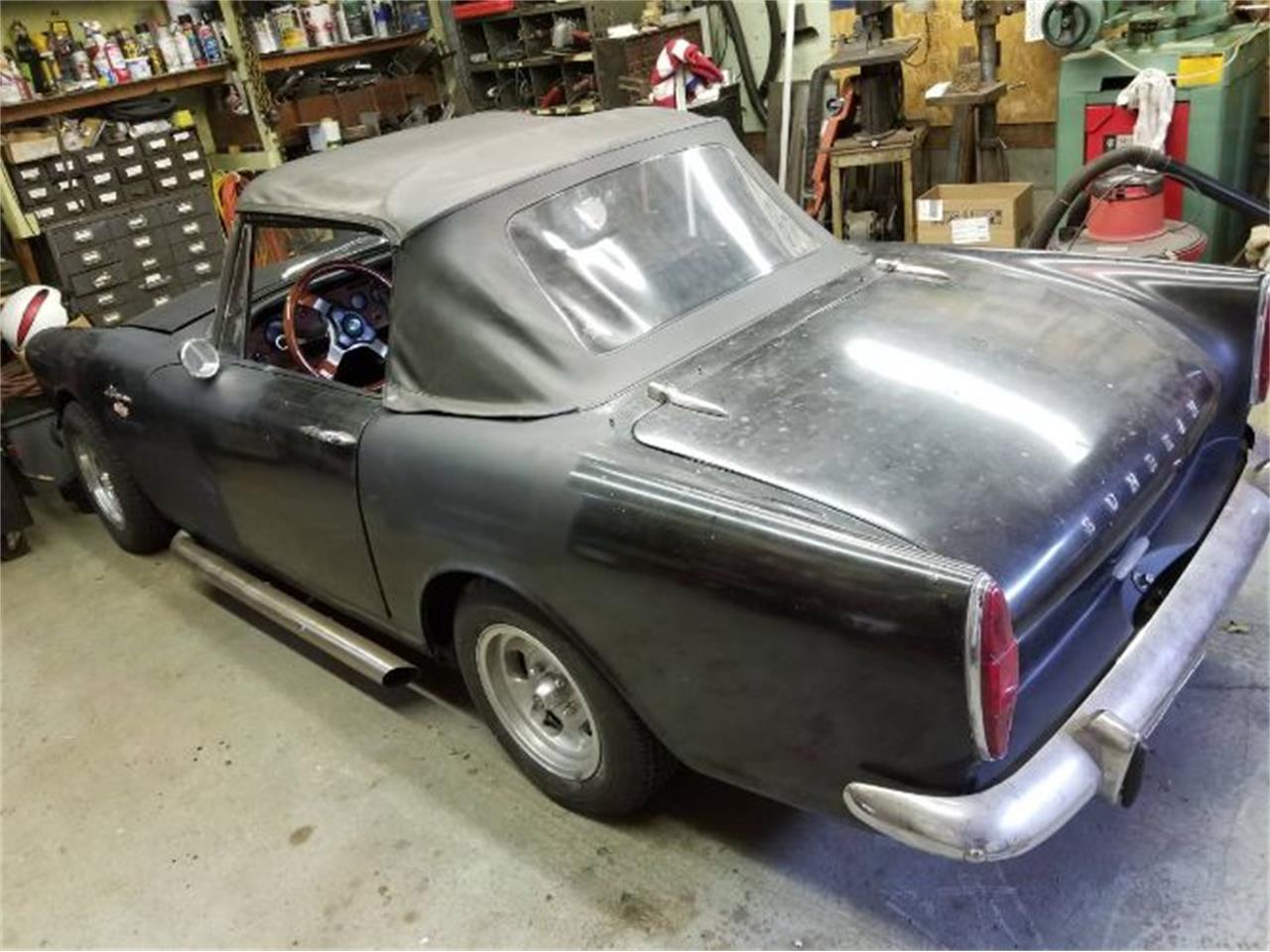 1966 Sunbeam Alpine (CC-1259602) for sale in Cadillac, Michigan
