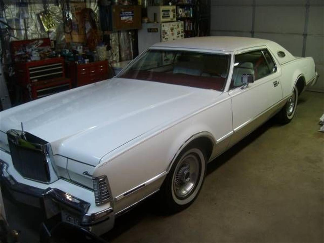 1976 Lincoln Continental (CC-1259605) for sale in Cadillac, Michigan