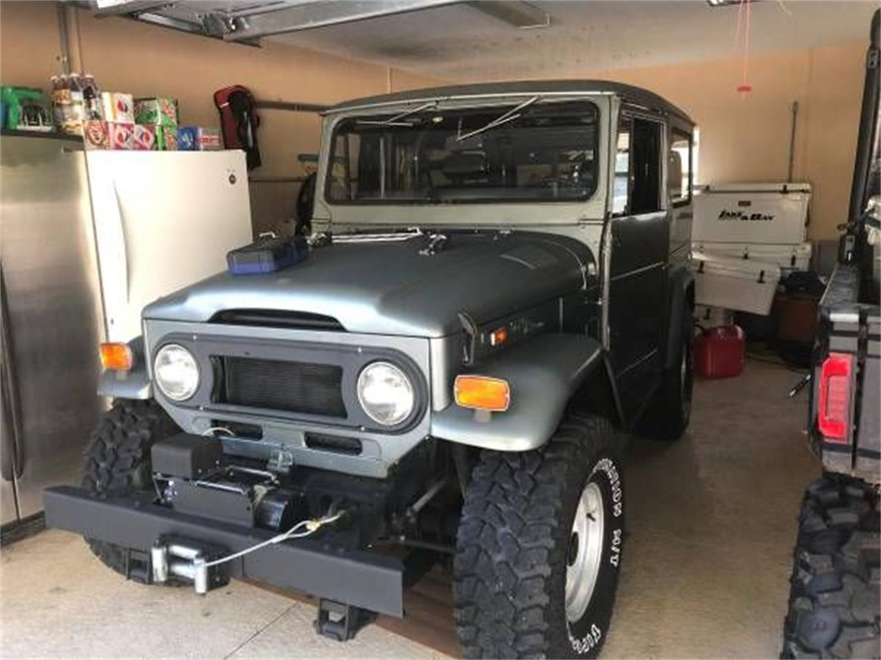 1970 Toyota Land Cruiser FJ (CC-1259606) for sale in Cadillac, Michigan