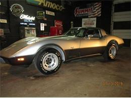 1978 Chevrolet Corvette (CC-1259627) for sale in Cadillac, Michigan