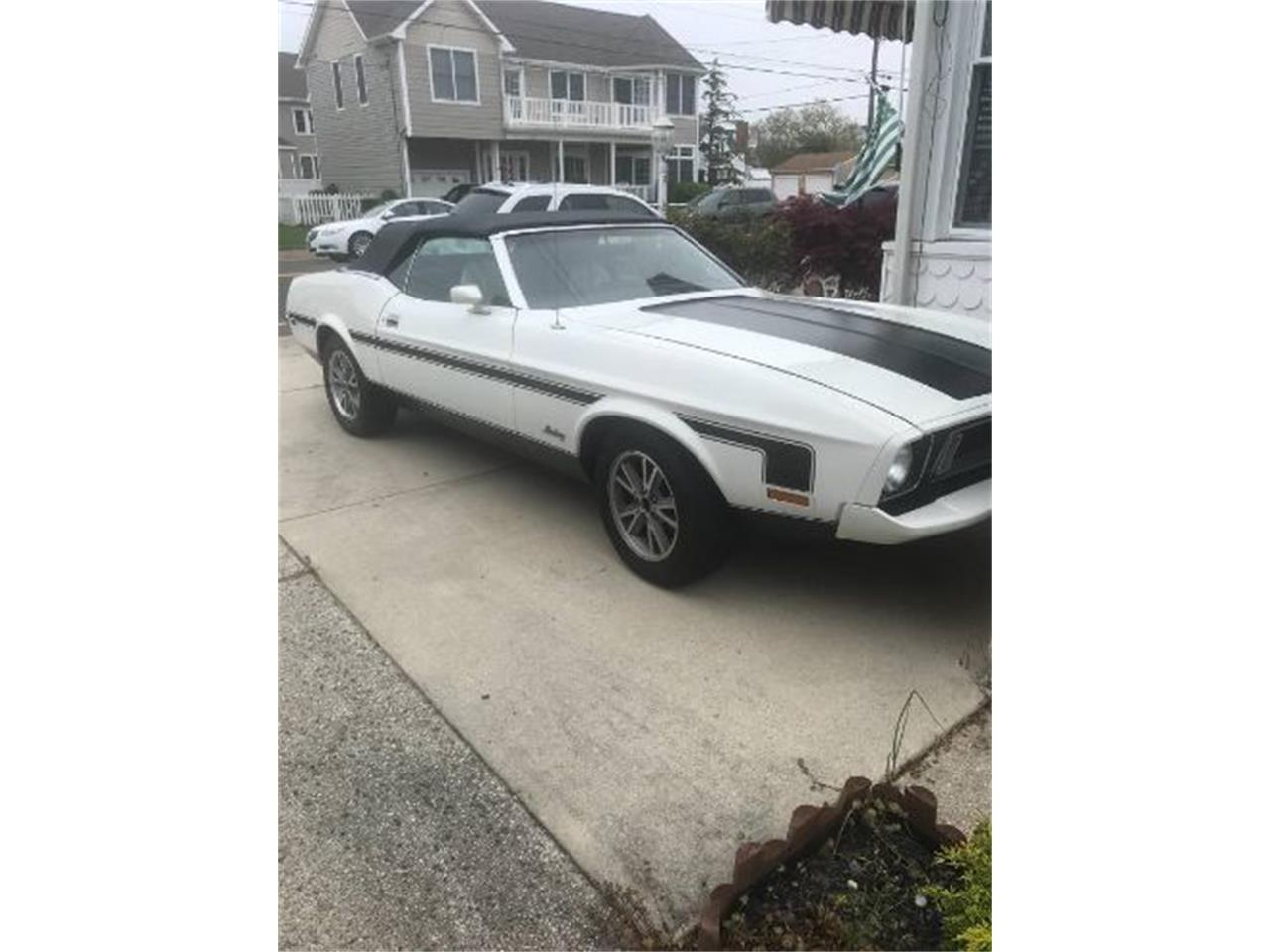 1973 Ford Mustang (CC-1259628) for sale in Cadillac, Michigan