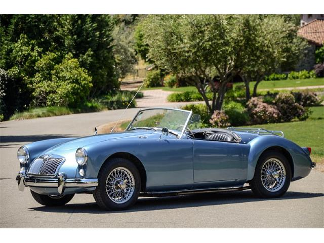 1959 MG MGA (CC-1259631) for sale in Morgan Hill, California