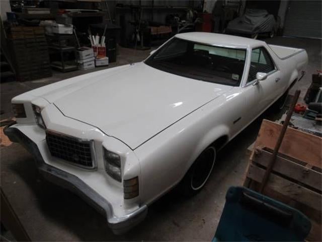 1977 Ford Ranchero (CC-1259655) for sale in Cadillac, Michigan