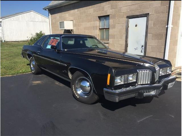 1977 Pontiac Grand Prix (CC-1259665) for sale in Cadillac, Michigan