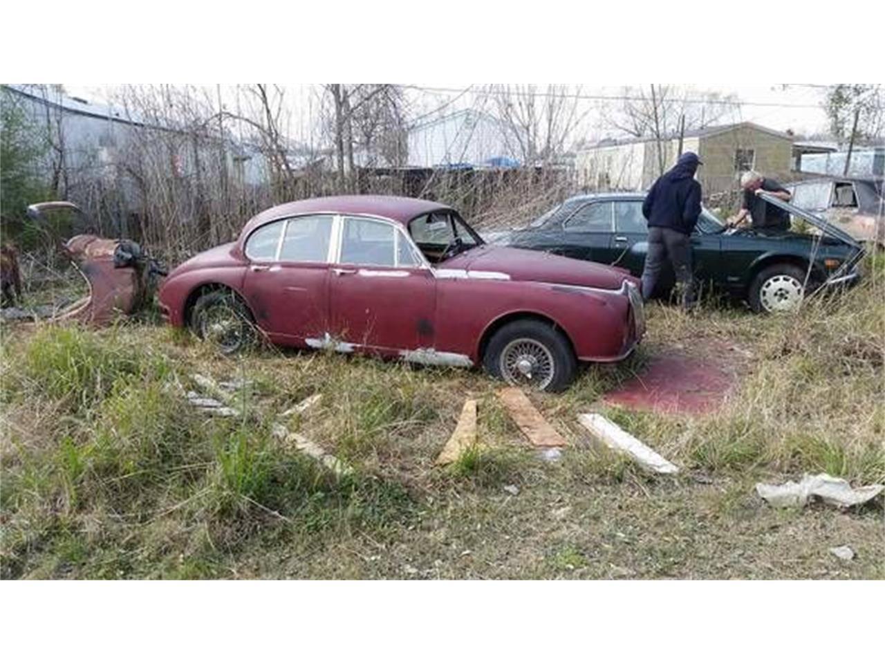 1963 Jaguar Mark II (CC-1259678) for sale in Cadillac, Michigan