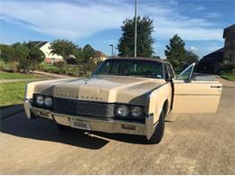 1966 Lincoln Continental (CC-1259685) for sale in Cadillac, Michigan