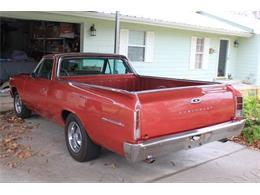 1966 Chevrolet El Camino (CC-1259686) for sale in Cadillac, Michigan